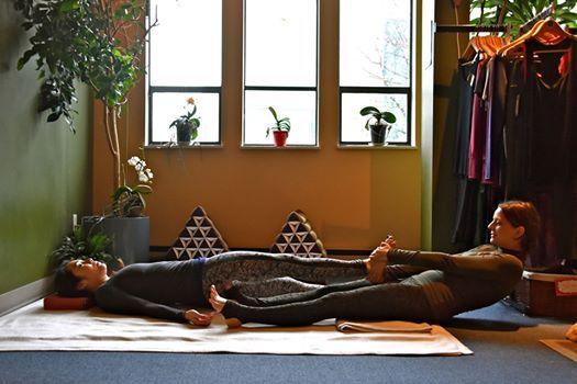 Thai Massage 30 hour Certification Course Level I