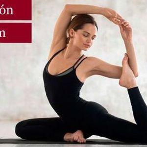 Clases de Yoga desde Casa en fin de semana