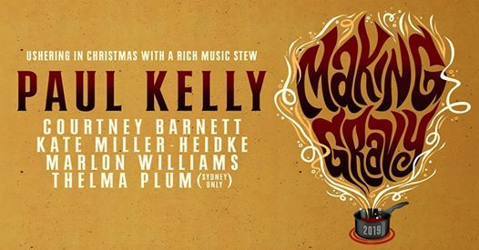Paul Kelly Live in Melbourne