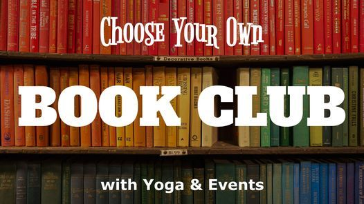 Yoga & Book Club, 6 November | Online Event | AllEvents.in