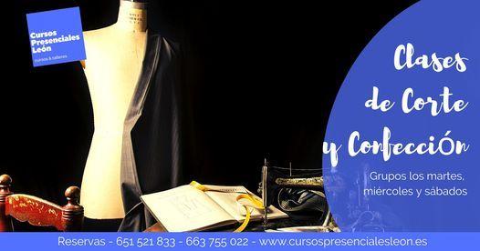 Clases de Corte y Confección | Event in León | AllEvents.in