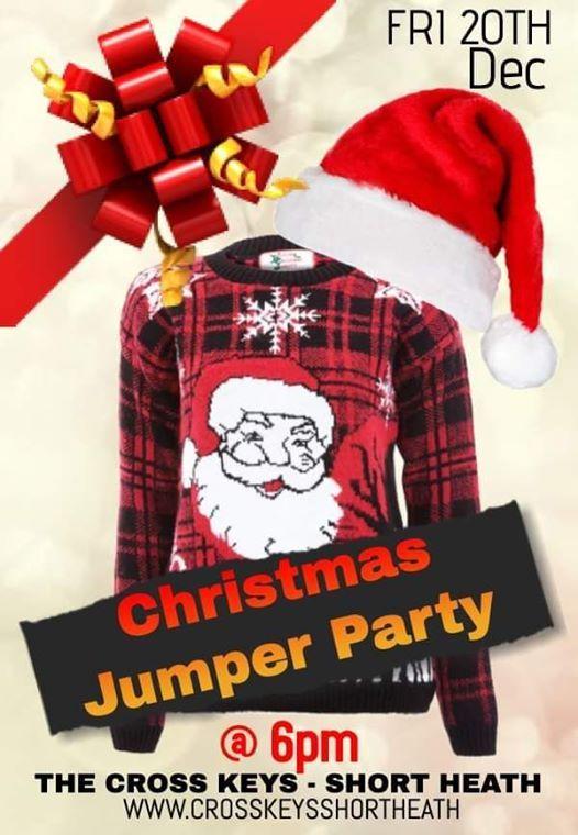 X-Mas Jumper Party