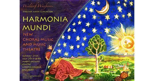 Harmonia Mundi in Ballaratchoir and music theatre
