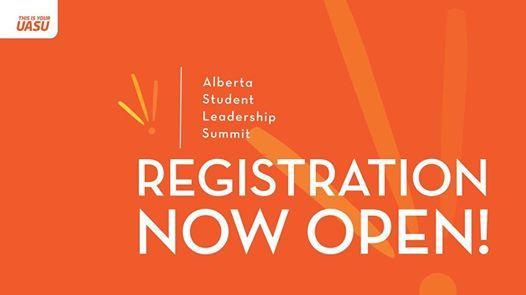 Uofa Fall 2020 Calendar.Alberta Student Leadership Summit 2020 At Sub Uofa Edmonton