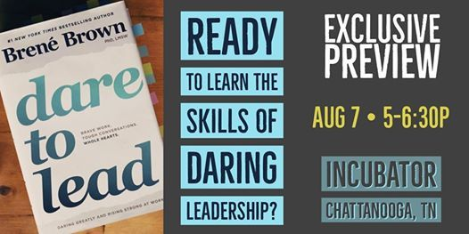 Dare to Lead Exclusive Preview