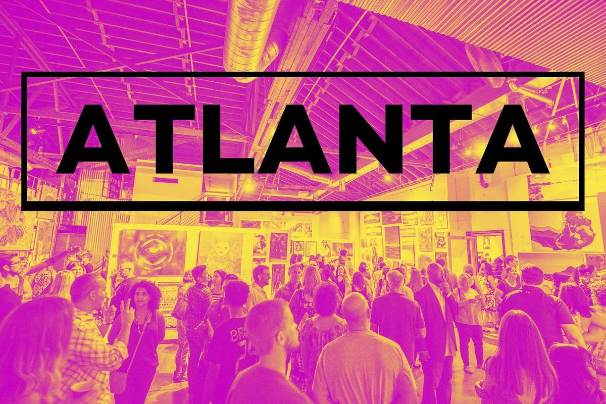 CHOCOLATE AND ART SHOW ATLANTA -10 YEAR ANNIVERSARY, 24 September | Event in Atlanta | AllEvents.in