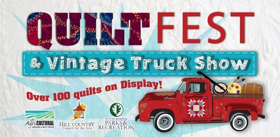 QuiltFest, Vintage Trucks, & Antique Tractor Pull, 1 May | Event in Boerne | AllEvents.in