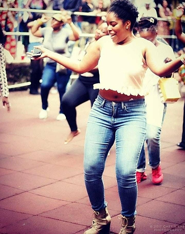 """A Taste of Africa Square - Dance Classes - """"Celebrate Global Culture"""", 16 May 