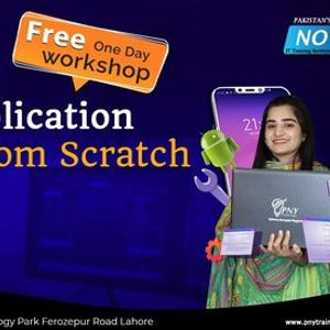 Free One Day Workshop on Become an Android Application Developer from Scratch