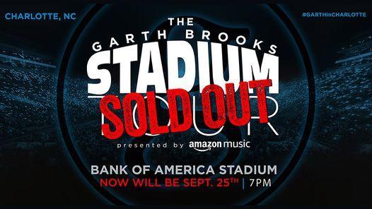 Charlotte, NC - Garth Brooks Stadium Tour | Event in Charlotte | AllEvents.in