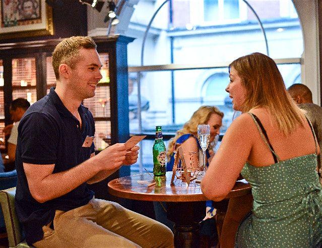 Speed Dating Glasgow Drygate