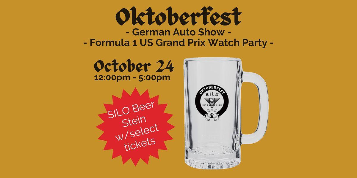 Oktoberfest @ SILO Auto Club, 24 October   Event in Indianapolis   AllEvents.in