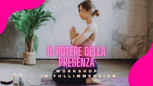 Il Potere della Presenza, 13 December | Event in Cagliari | AllEvents.in