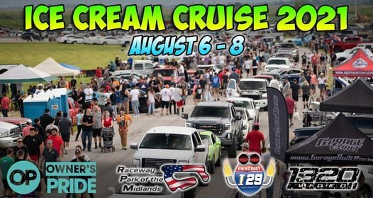 Ice Cream Cruise 2021 - Presented by Owners Pride & 1320Video, 6 August | Event in Pacific Junction | AllEvents.in