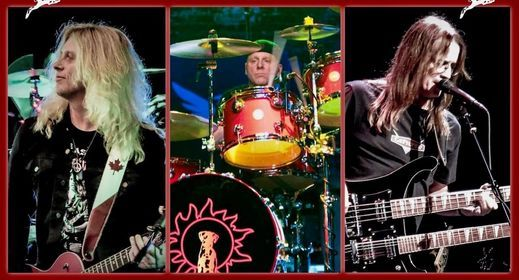 Sun Dogs - The Tribute to RUSH returns to The Recher!, 17 September | Event in Towson | AllEvents.in