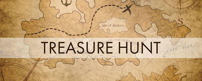 WI in the City - Treasure Hunt
