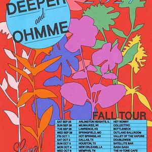 Ohmme and Deeper at Off Broadway