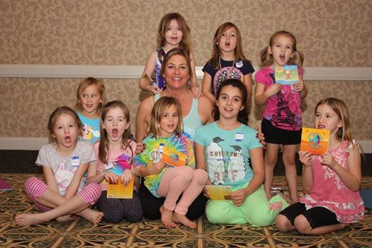 Free Kidding Around Yoga Family Class Pittsburgh PA