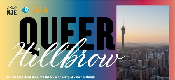 QUEER HILLBROW PRIDE TOUR, 23 October   Event in Johannesburg   AllEvents.in