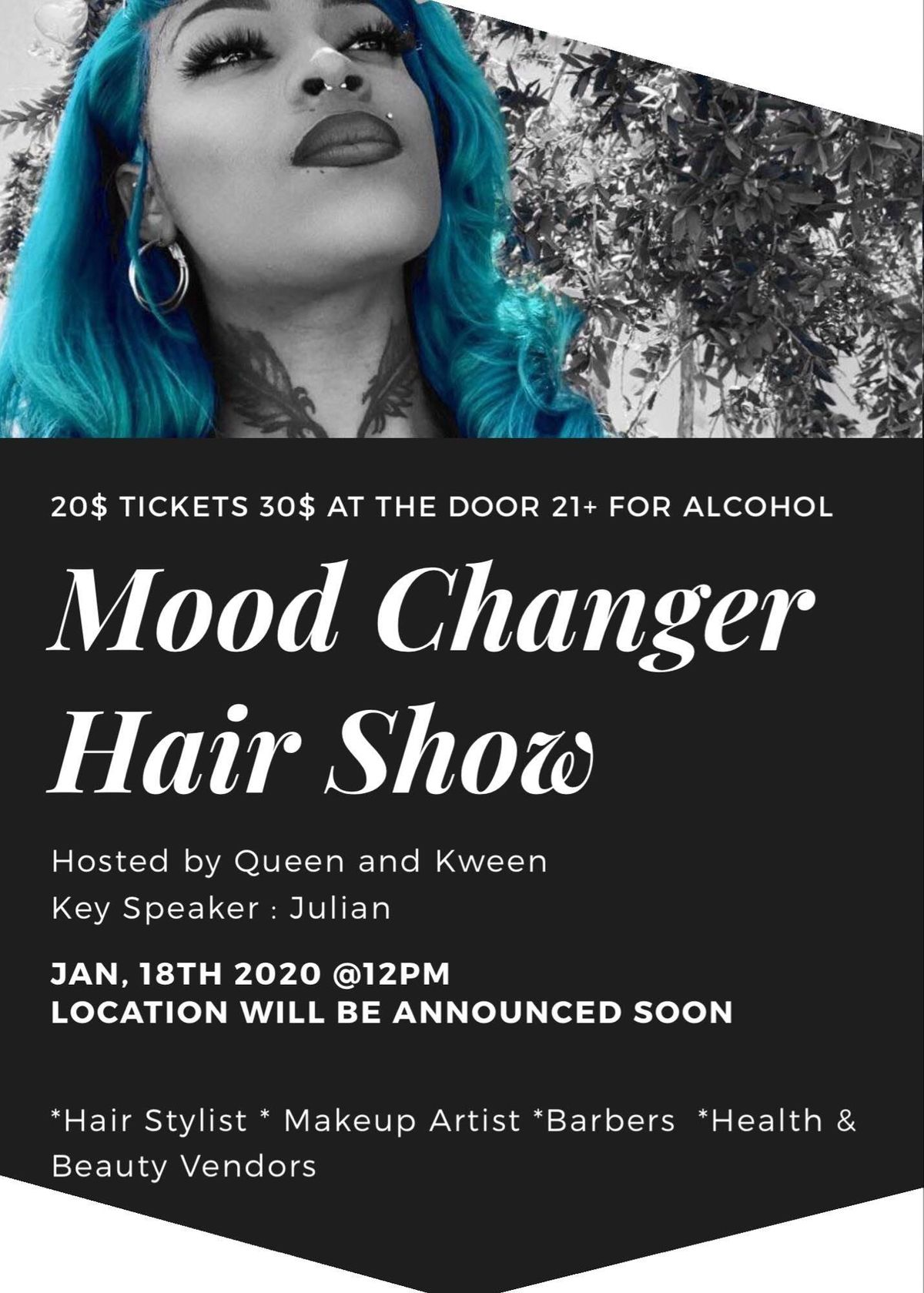 Hair Show 2020.Moodchanger Hair Show At Bakersfield Bakersfield
