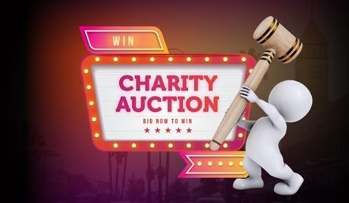 Online Charity Auction on AllEvents.in Online Events