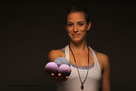 Instructing with Therapy Balls with Jenna Switzer