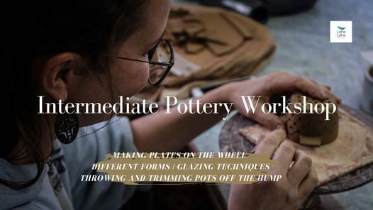 Intermediate Pottery Workshop (Wheel) | Event in Bangalore | AllEvents.in