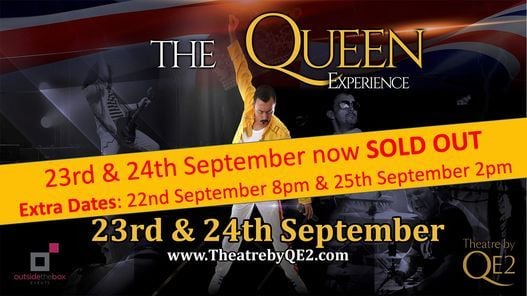 The Queen Experience, 22 September   Event in Dubai   AllEvents.in