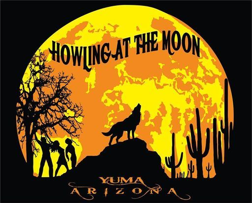 April Howling At The Moon - Yuma, 25 April | Event in Coyoacan | AllEvents.in