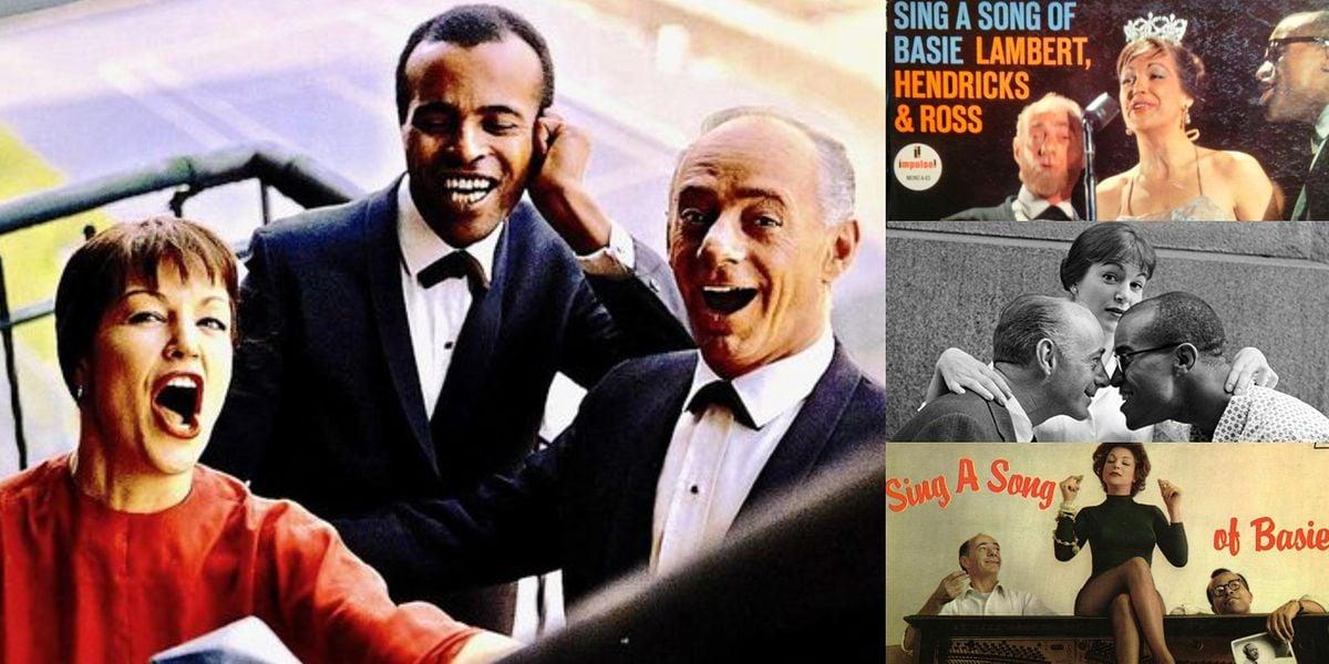 'Lambert, Hendricks & Ross: The All-Time Greatest Jazz Vocal Group' Webinar, 9 November   Online Event