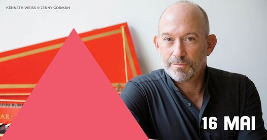 Kenneth Weiss | J. S. Bach: A Arte da Fuga, 16 May | Event in Lisbon | AllEvents.in