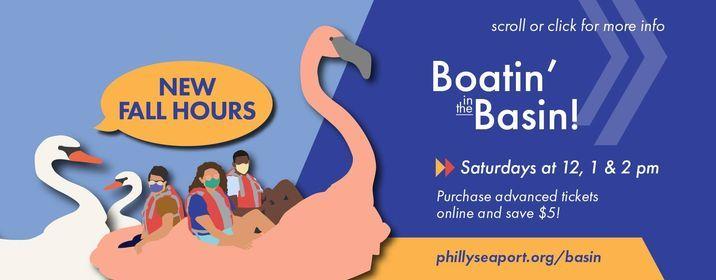 Paddle Penn's Landing Presents: Boatin' in the Basin   Event in Philadelphia   AllEvents.in