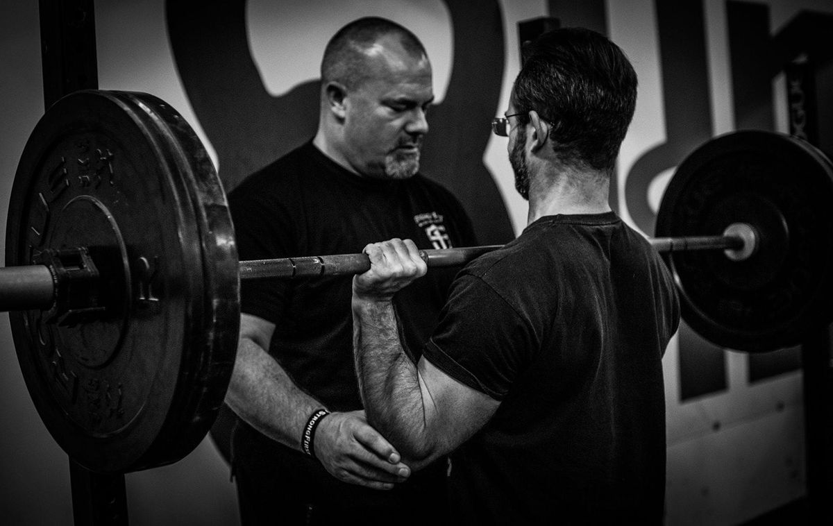 Barbell 201: Stand Strong Workshop—Napoli, Italy, 21 November | Event in Pozzuoli | AllEvents.in