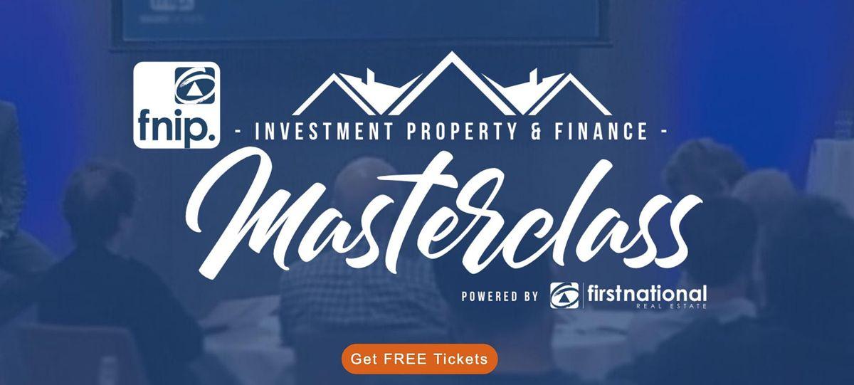 INVESTMENT PROPERTY MASTERCLASS (Parramatta NSW 07102020)
