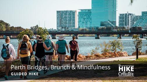 Perth Bridges Brunch & Mindfulness Guided Hike