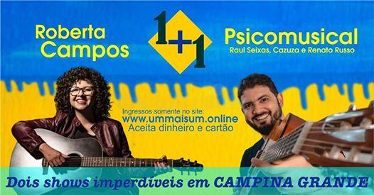 Campina Grande Roberta Campos e Psicomusical