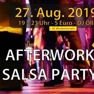 Salsa Afterwork in der Upro-Skybar