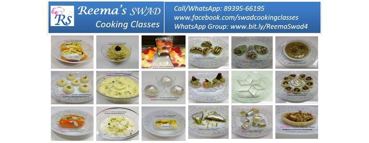 Sweets (Bengali and Dry Fruits) - Online LIVE Class | Online Event | AllEvents.in