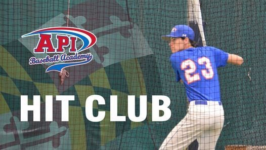 API Baseball Hit Club | Event in Gambrills | AllEvents.in