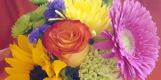 Byob Build Your Own Bouquet At Kennay Farms Distilling