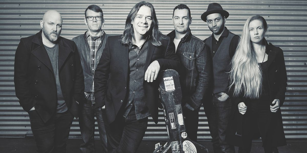 Alan Doyle Band, 3 March | Event in Richmond | AllEvents.in