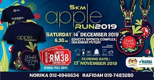 Apple Run 2019