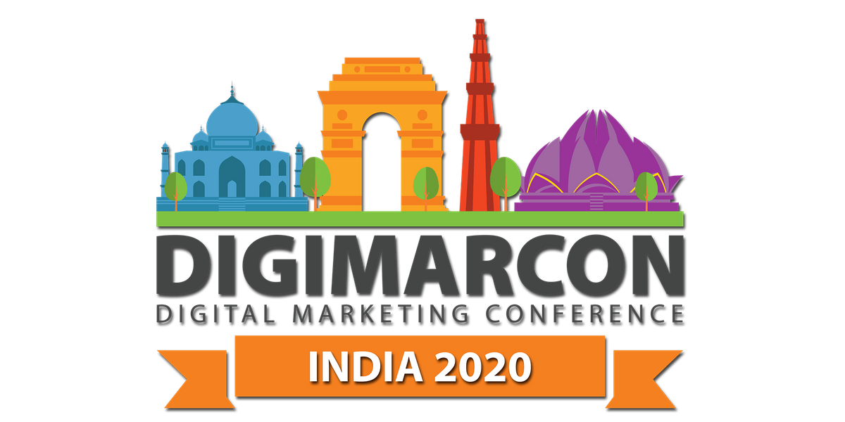DigiMarCon India 2022 - Digital Marketing Conference, 29 August | Event in Gurgaon | AllEvents.in