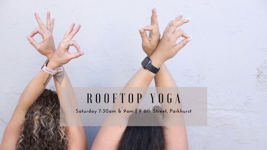 Rooftop Yoga, Parkhurst | Event in Rivonia | AllEvents.in