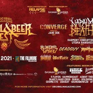 Decibel Magazine Metal & Beer Fest