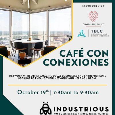 Caf Con Conexiones