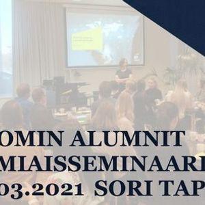 Boomin Alumnit aamiaisseminaari (HKI) - Boomarikulmia vastuullisuuteen