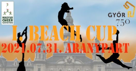 I. Beach Cup | Event in Gyor | AllEvents.in