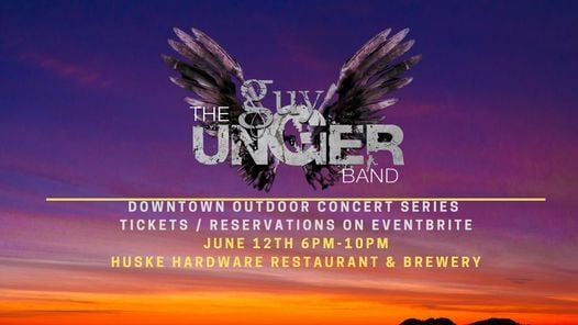 Downtown Concert Series with Guy Unger Band!   Event in Fayetteville   AllEvents.in