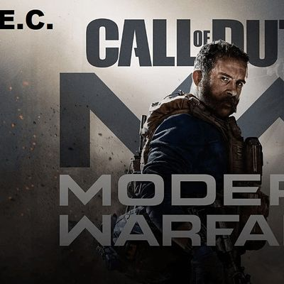 Call Of Duty Modern Warfare Game Night